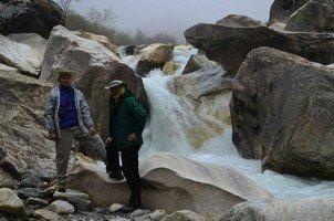 Бурная река.  Базовый лагерь Аннапурны + сафари Читвана. Непал, Hikeup