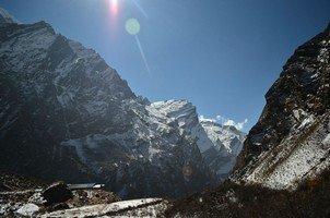 Вид из МВС.  Базовый лагерь Аннапурны + сафари Читвана. Непал, Hikeup