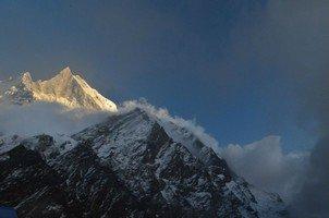 Мачапучаре.  Базовый лагерь Аннапурны + сафари Читвана. Непал, Hikeup