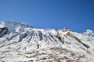 Склоны Химчули.  Базовый лагерь Аннапурны + сафари Читвана. Непал, Hikeup