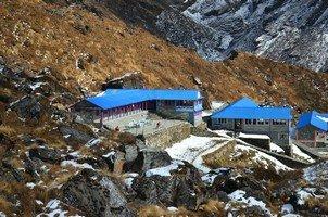 МВС.  Світанок біля підніжжя Аннапурни. Непал, Hikeup