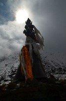 В память об А.Букрееве.  Світанок біля підніжжя Аннапурни. Непал, Hikeup