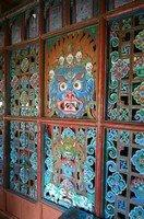 Резные двери в храме Муктинатха.  Вокруг Аннапурны. Непал - Перевал Торонг-Ла, Hikeup