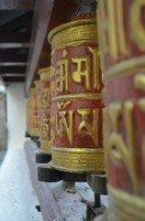 Молитвенные барабанчики.  Вокруг Аннапурны. Непал - Перевал Торонг-Ла, Hikeup