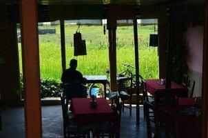 Кафе в Покхаре.  Вокруг Аннапурны. Непал - Перевал Торонг-Ла, Hikeup
