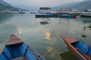 Озеро Фева.  Навколо Аннапурни. Непал - Перевал Торонг-Ла, Hikeup