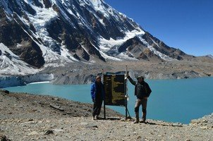 Озеро Тиличо.  Навколо Аннапурни. Непал - Перевал Торонг-Ла, Hikeup