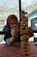 Игра в Джангу в Торонг Феди.  Вокруг Аннапурны. Непал - Перевал Торонг-Ла, Hikeup