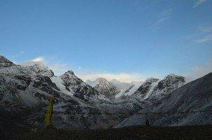 Перед перевалом Торонг Ла.  Вокруг Аннапурны. Непал - Перевал Торонг-Ла, Hikeup