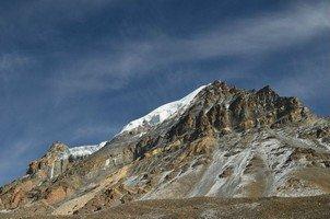 Вид с перевала Торонг Ла.  Вокруг Аннапурны. Непал - Перевал Торонг-Ла, Hikeup