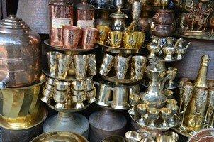 Старый рынок Асан в Катманду.  Вокруг Аннапурны. Непал - Перевал Торонг-Ла, Hikeup