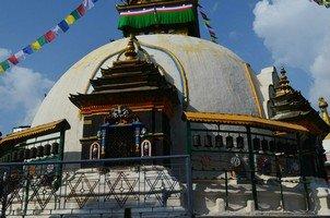 Ступа в Катманду.  Вокруг Аннапурны. Непал - Перевал Торонг-Ла, Hikeup