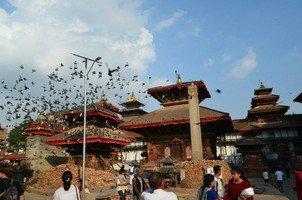 Дурбар Катманду.  Вокруг Аннапурны. Непал - Перевал Торонг-Ла, Hikeup