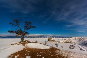 Зимова поезія Байкалу, Hikeup