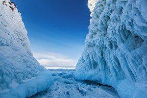 Зимняя поэзия Байкала, Hikeup
