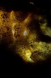 Подсвеченная кристальная стена.  Пещеры Чатыр-Дага, Hikeup
