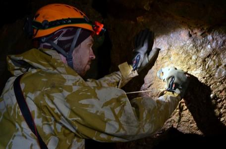 Организация навески для спуска в пещеру.  Пещеры Чатыр-Дага, Hikeup