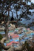 Намче Базар.  Базовый лагерь Эвереста и озера Гокио. Непал, Hikeup