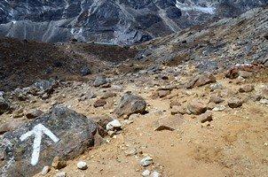 Путь к Дзонгла.  Базовый лагерь Эвереста и озера Гокио, Hikeup