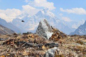 Ама-Даблам.  Базовый лагерь Эвереста и озера Гокио, Hikeup