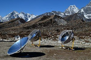 Гималайские кипятильники.  Базовый лагерь Эвереста и озера Гокио, Hikeup