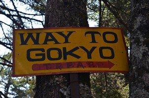 Дорога к Гокио.  Базовый лагерь Эвереста и озера Гокио, Hikeup