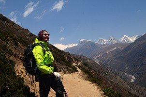 В Гималаях.  Базовый лагерь Эвереста и озера Гокио, Hikeup