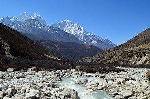 Тамсерку и Кантега.  Чарующий и таинственный Непал. Далеко и ещё дальше., Hikeup