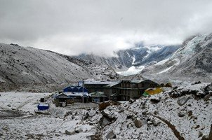 Горак Шеп.  Базовый лагерь Эвереста и озера Гокио, Hikeup