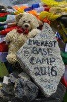 Everest base camp.  Базовый лагерь Эвереста и озера Гокио, Hikeup