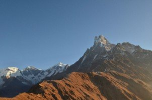 Мачапучаре.  Тибетский Новый год и Марди Химал трек, Hikeup