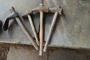 Орудия ручного труда.  Тибетский Новый год и Марди Химал трек, Hikeup
