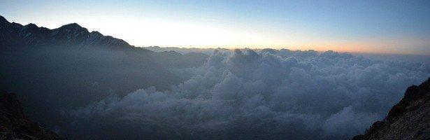 Над облаками.  Тибетский Новый год и Марди Химал трек, Hikeup