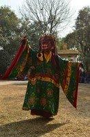 Танец лам, Лосар.  Тибетський Новий рік і Марді Хімал трек. Непал, Hikeup