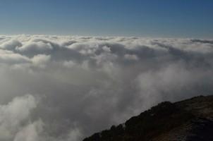 Над облаками.  Марді Хімал трек та рафтинг по Білій воді. Непал, Hikeup