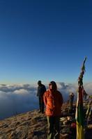 Портер Лок над облаками.  Марді Хімал трек та рафтинг по Білій воді. Непал, Hikeup