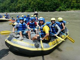 Рафтинг.  Марді Хімал трек та рафтинг по Білій воді. Непал, Hikeup