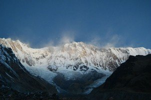 Аннапурна I.  От Марди до Аннапурны. Непал, Hikeup