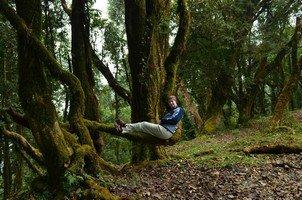 Удобная лиана.  Від Марді до Аннапурни. Непал, Hikeup