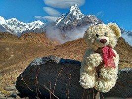 Федя и Мачапуччаре. Удивительное путешествие.  От Марди до Аннапурны. Непал, Hikeup