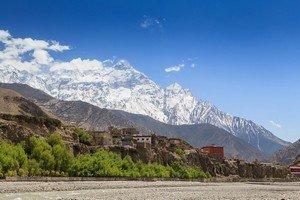 Верхний Мустанг: изнутри вечности. Непал, Hikeup