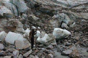 Ушбинский ледник.  Сванский хребет и другие приключения. Грузия. Сванетия, Hikeup