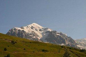 Тетнульди.  Поход по грузинскому Кавказу. Верхняя Сванетия, Hikeup