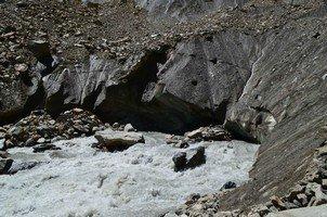 Ледник Чалаад.  Поход по грузинскому Кавказу. Верхняя Сванетия. Грузия, Hikeup