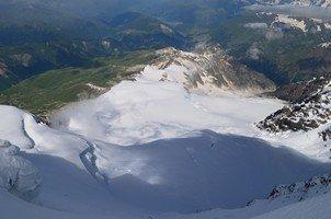 Сходження на «Снігову королеву» г. Тетнульд. Грузія, Hikeup
