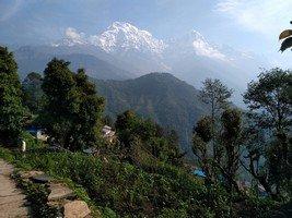 Мрія про Непал, Hikeup