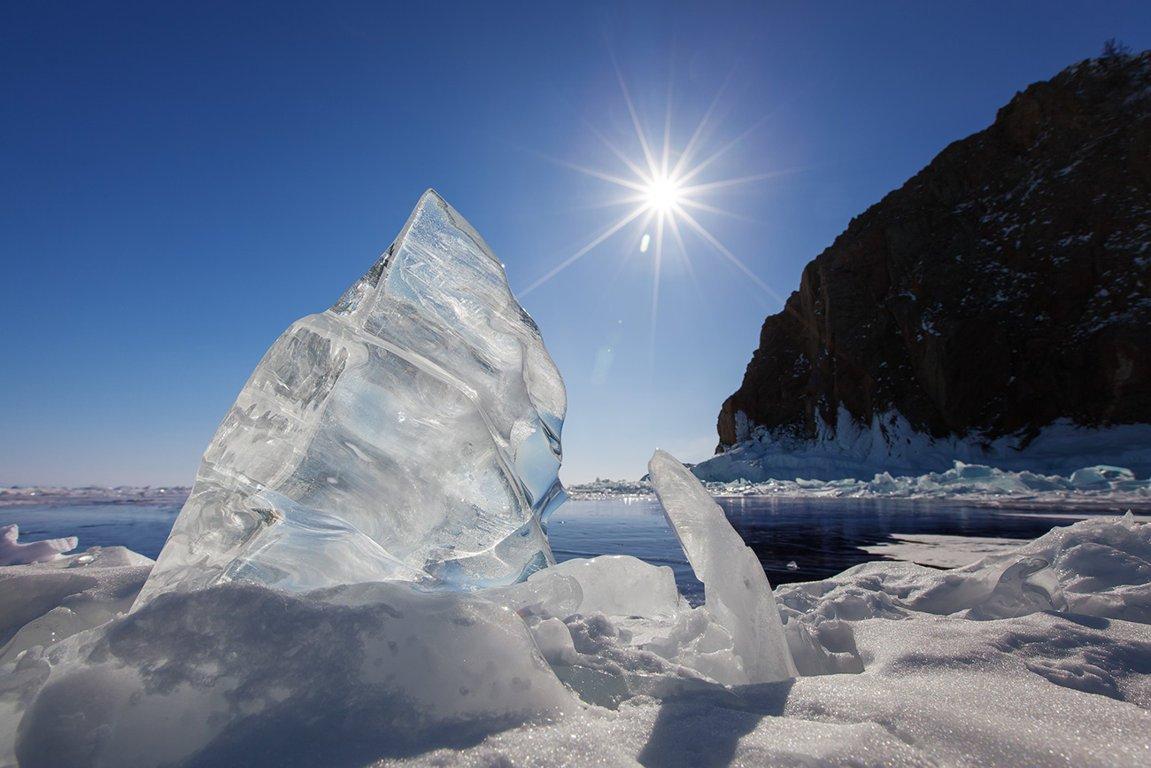 Зимова поезія Байкалу