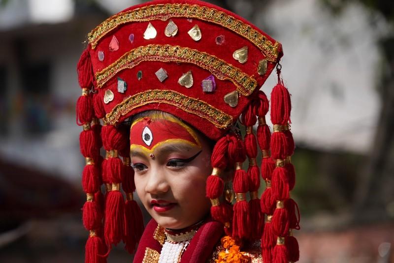 Стань богиней в Непале