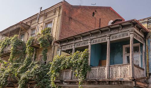 Тбилисский балкон