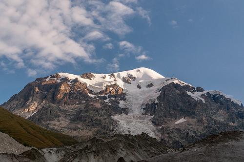 Вершина Тетнульда